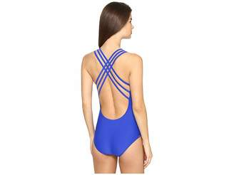 Body Glove Smoothies Crossroads One-Piece Women's Swimsuits One Piece