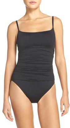 Women's La Blanca 'Island Goddess' One-Piece Swimsuit $79 thestylecure.com