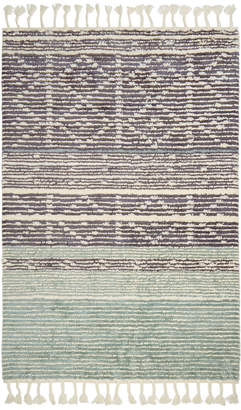 Kas Mint Knox Cotton & Wool Rug