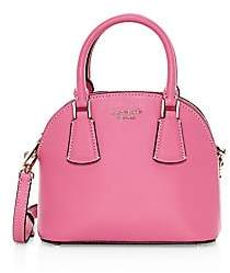 Kate Spade Women's Mini Sylvia Dome Leather Satchel
