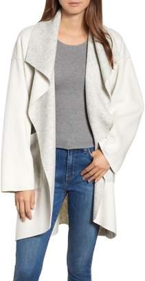 Sosken Long Knit Coat
