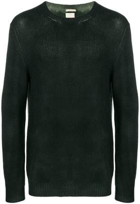 Massimo Alba plain knit sweater