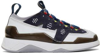 Kenzo Navy Klimb Sneakers