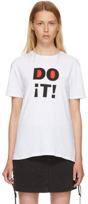 6397 White Do It Boy T-Shirt