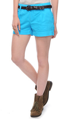 Colored Twill Short