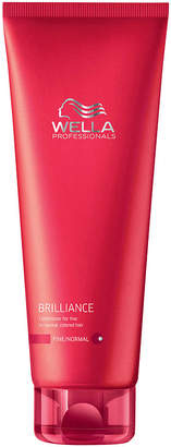 Wella Brilliance Conditioner - Fine to Normal - 8.4 oz.
