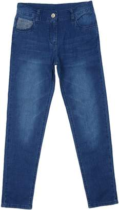MonnaLisa Denim pants - Item 42658413FO