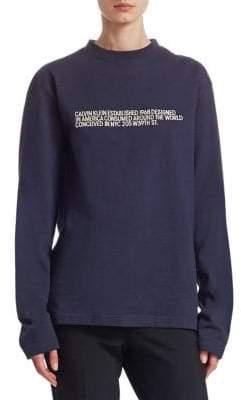 Calvin Klein Cotton Logo Tee
