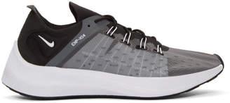 Nike Grey EXP-X14 Sneakers