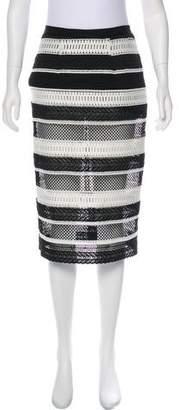 Rebecca Vallance Testa Pencil Skirt w/ Tags