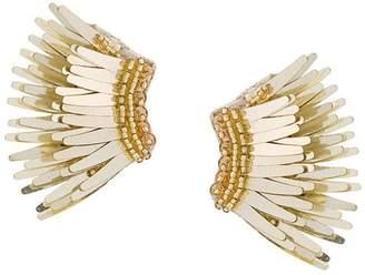 Mignonne Gavigan wings beaded earrings