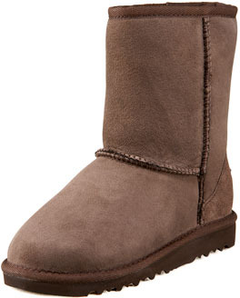 UGG Classic Short Boot, Toddler, Chocolate