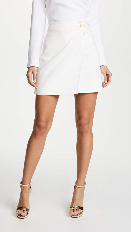 Thea Wrap Skirt
