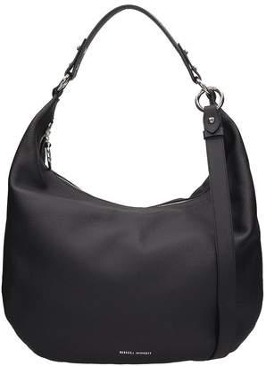 Rebecca Minkoff Black Leather New Rebecca Bag