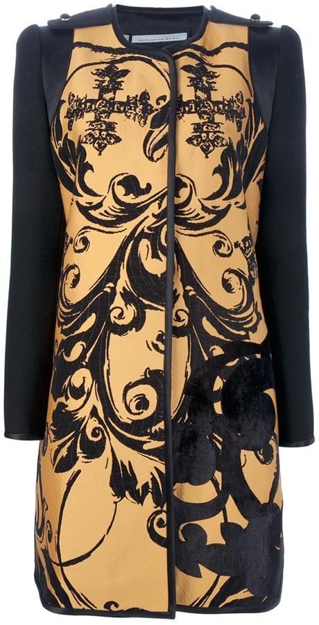 Aquilano Rimondi Aquilano.Rimondi baroque print dress