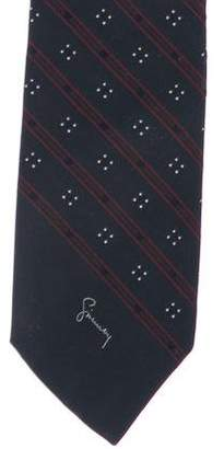 Givenchy Jacquard Tie