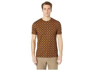 Etro Regular Fit Medallion T-Shirt