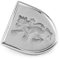 David Donahue Sterling Silver Griffin Brooch