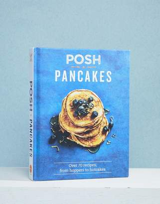 Books Posh Pancakes Cook Book