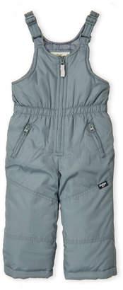 Osh Kosh B'gosh (Toddler Girls) Navy Snow Overalls