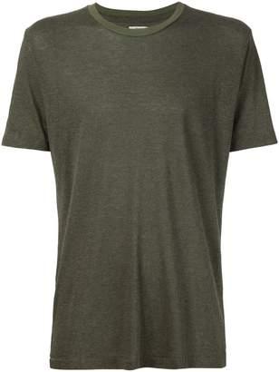 321 round neck T-shirt