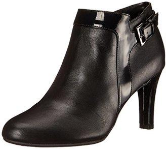 Bandolino Women's Loman Leather Boot $89 thestylecure.com