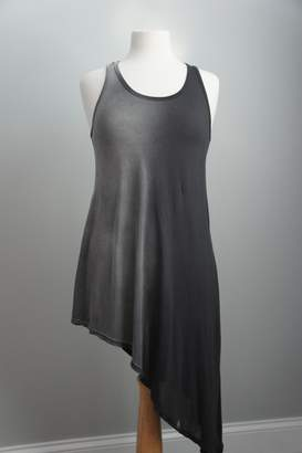 T Party Fashion Asymmetric Racerback T-Dress