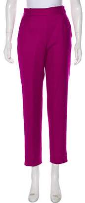 Creatures of Comfort Wool High-Rise Pants