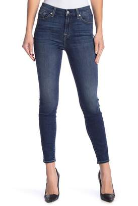 7 For All Mankind Ankle Gwenevere High Rise Skinny Jeans
