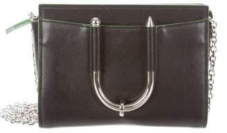 Thierry Mugler Horseshoe Crossbody Bag