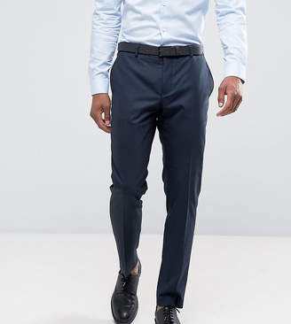 Jack and Jones Slim Fit Suit Pants In Navy