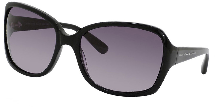 Marc by Marc Jacobs Oversized Square Frame Sunglasses