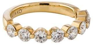 Anita Ko Floating Diamond Ring
