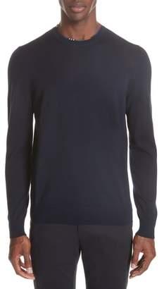 Paul Smith Multistripe Crewneck Sweater
