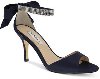 Nina Vinnie Two-Piece Evening Sandals Women's Shoes