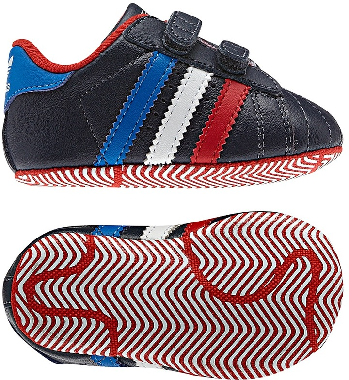 SuperStar 2 Easy-Closure Crib Shoes