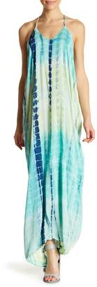 Love Stitch Tie Dye Maxi Dress