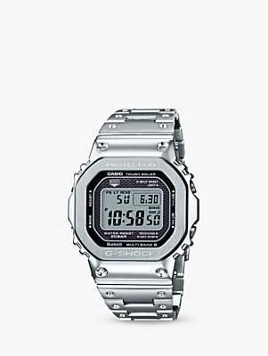 Casio Unisex G-Shock Digital Bracelet Strap Watch