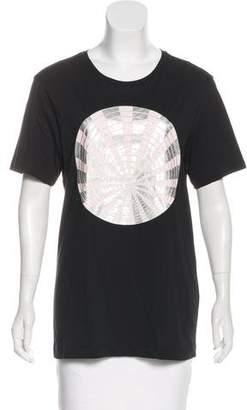 Dries Van Noten Crew Neck Graphic T-Shirt