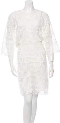 Chloé Lace Sheath Dress