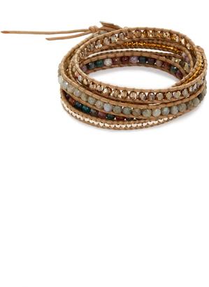 Chan Luu Wrap Bracelet $220 thestylecure.com
