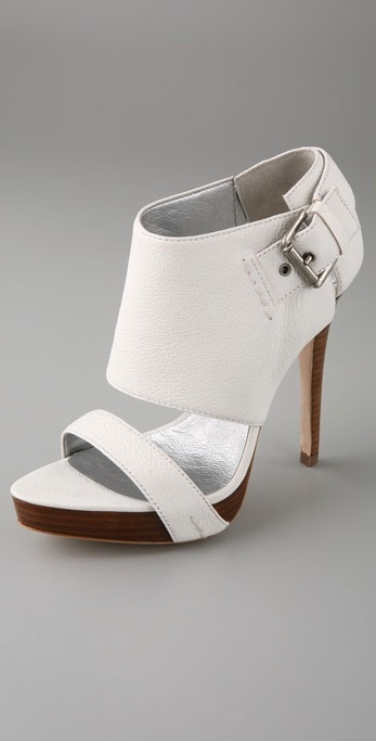 Report Signature Shoes Downey 2 Platform Bootie Sandals
