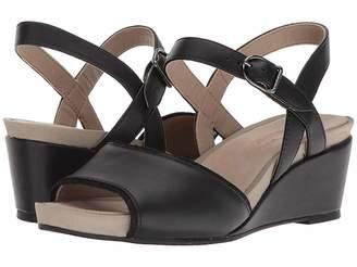 Hush Puppies Cassale Quarter Strap Women's Slide Shoes