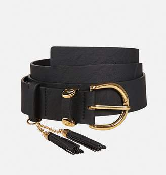 Avenue Tassel Belt