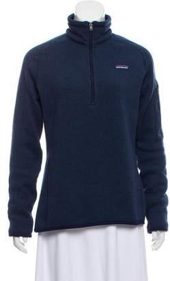 Patagonia Pullover Mockneck Sweatshirt