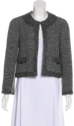 Chanel Alpaca & Wool Bouclé Jacket