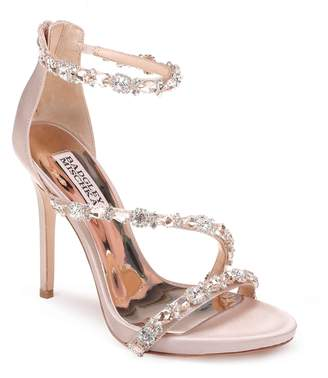 Badgley Mischka Collection Quest Strappy Sandal