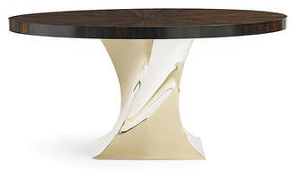 Caracole Elina Dining Table - Eucalyptus