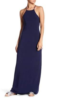 Tart 'Chantal' Strappy Back Jersey Maxi Dress