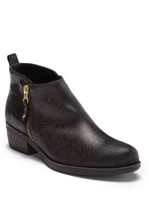 Eric Michael London Embossed Ankle Bootie